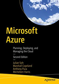 Microsoft Azure: Planning, Deploying, and Managing the Cloud