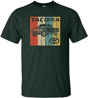 2001 Toyota Tacoma T-Shirt Extra Cab Retro 2 Door 4x4 TRD Off Road Graphic Tee