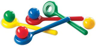 EDX Balancing Balls, Multi-Colour, 11ENC00468, Set of 4