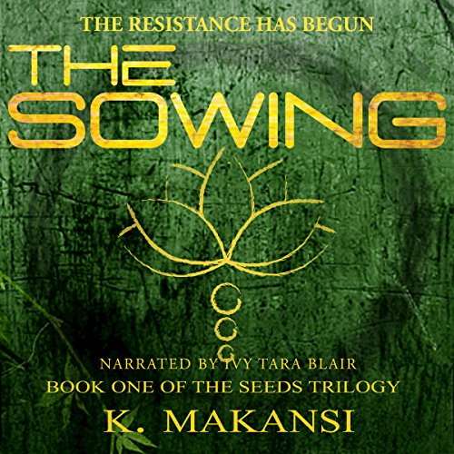 The Sowing audiobook cover art