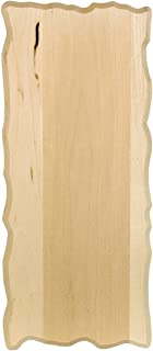 Walnut Hollow Basswood Small Rectangle Plaque, 6