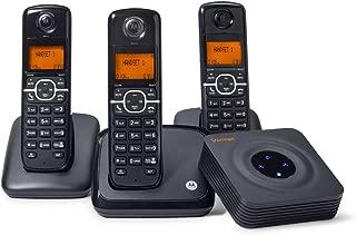 Vonage HT802-CVR Service Plus Cordless Phone System