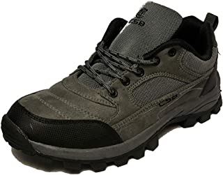 Men All-Weather Casual Boots Non-Slip Sneakers, Lightweight Shoes Sneakers Fashion for Male Outdoor Sports, Trailing, Trek...