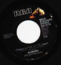 45vinyl (There's A) FIRE IN THE NIGHT / IF YOU'RE GONNA PLAY IN TEXAS (You Gotta Have A Fiddle In The Band) (7