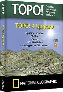 TOPO! 4 Upgrade Kit
