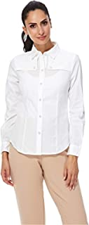 NAUTICA Shirts For Women, White XS