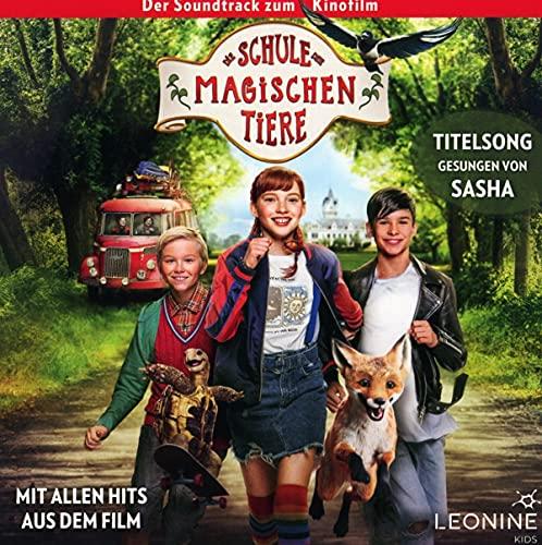 Produktbild von Die Schule der Magischen Tiere-Soundtrack
