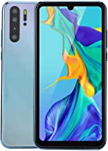 Unlocked Cell Phones, 6.3 in Ultra-Full Screen-Dual Sim Support 2G GSM&3G Wcdma 3GB RAM+32GB ROM Face Id -with 4800Mah Lithium-Ion-Dual Camera 8MP+16MP-Android 9.1 System (US)