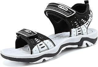 Elaphurus Kids Sports Sandals Summer Outdoor Open Toe Beach Sandals Water Shoes for Boys Girls