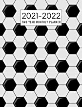 Two Year Monthly Planner 2021-2022: 24 Months Planner | 2021-2022 Monthly Planner 8.5 x 11 | Large Two Year Planner | Pret...