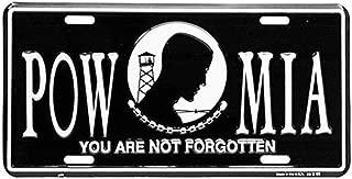 Best pow mia license plate Reviews