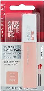 Maybelline Barra de labios Superstay Matte Ink (tono 5 Loyalist)