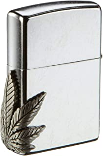 Zippo 18489 Zimmermann Craftsman Emblem-Spring 2019-Street Chrome