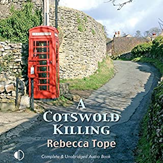 A Cotswold Killing cover art