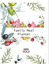 Family Meal Planner (English Edition)