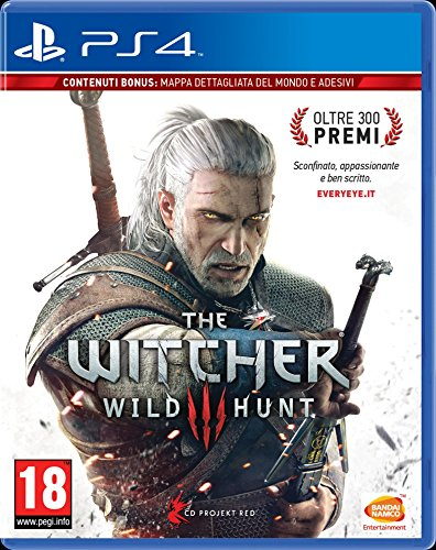The Witcher III: The Wild Hunt - PlayStation 4, Dialogo: Inglese, Sottotitoli: Italiano