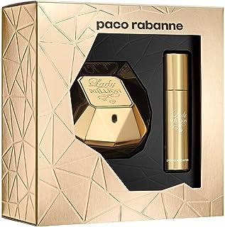 Paco Rabanne Lady Million Eau de Parfum 50ml +10ml Travel Spray Set