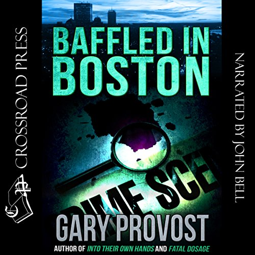 Baffled in Boston audiobook cover art
