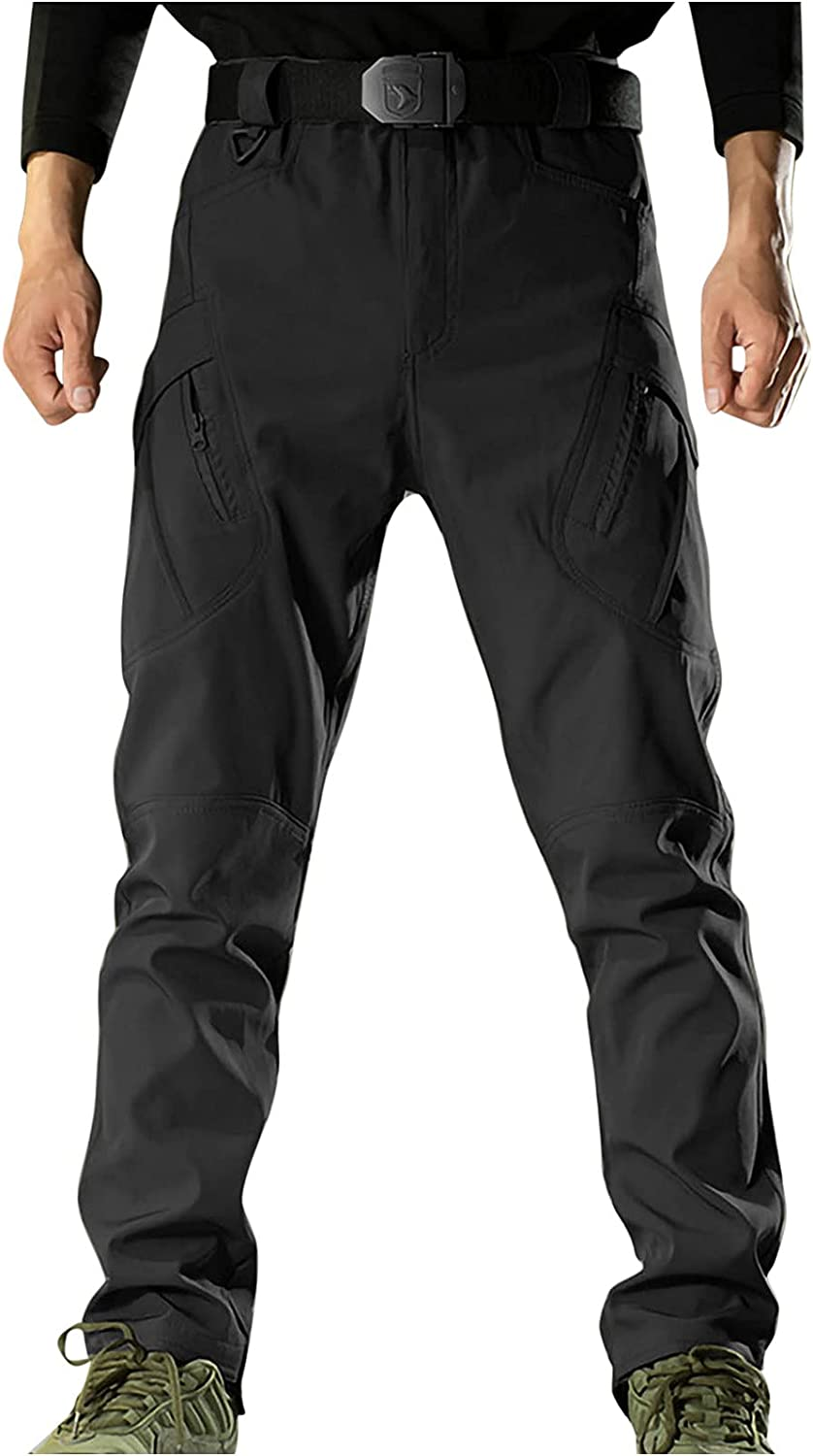 QTOCIO Men's Tactical Pants Cheap Work New product! New type Sweatpants Chino W