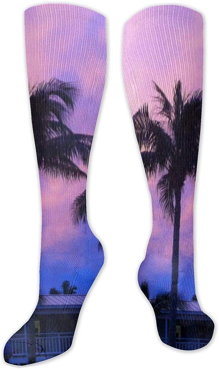 Rainy Day Knee High Socks Leg Warmer Dresses Long Boot Stockings For Womens Cosplay Daily Wear
