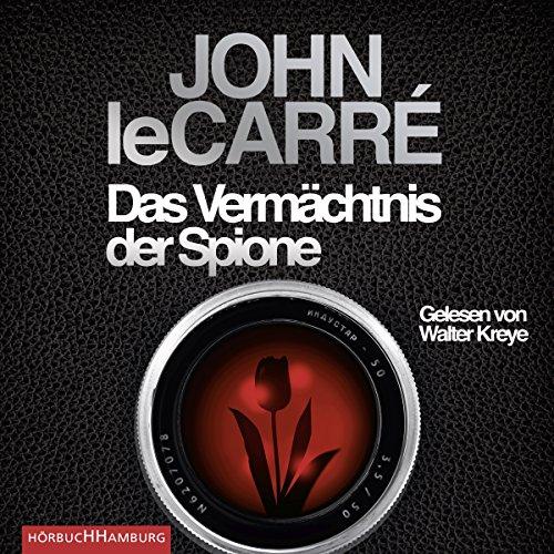 Das Vermächtnis der Spione audiobook cover art
