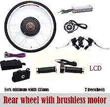 GC/® EBIKE Batterie 48V 11.6Ah V/élos /Électriques Pedelec Down Tube avec Cellules Panasonic Hercules Urban Arrow Mobe