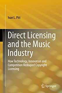 Direct Licensing and the Music Industry: How Technology, Innovation and Competition Reshaped Copyright Licensing