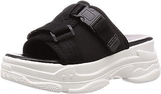 [リバティー ドール] シルエットと履き心地を追求した厚底スポーツサンダル/4058 4058 レディース