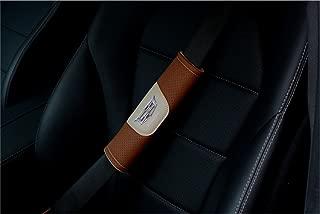 Bestmay auto morbido ventilare copricintura in vera pelle per Benz