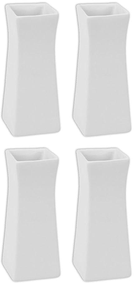 The Brooklyn Bud Vase - Set of 4 - Paint Your Own Ceramic Keepsake Vase