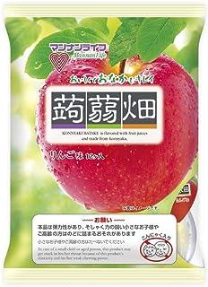 MannanLife campo konjac sabor a manzana (piezas 25gX12) X12