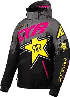 FXR Womens Boost FX Jacket 2020 (Rockstar - Size 6)