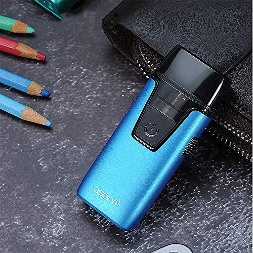 Aspire Cobble AIO Pod Kit 700mAh batteria incorporata 1,8 ml, No e Liquid, No Nicotina (Zebra Stripe)