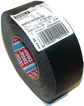 Tesa 4651 Natural Rubber Performance Acrylic-Coated Cloth Tape, 55 yard Length, 2