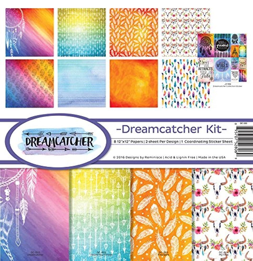 Reminisce Scrapbook Dreamcatcher Collection Kit