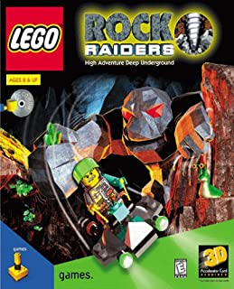 lego rock raiders pc