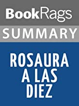Summary & Study Guide Rosaura a Las Diez by  Marco Denevi