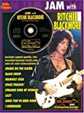 Jam With Ritchie Blackmore: Guitar Tablature