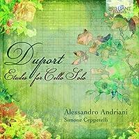 Duport: 21 Etudes For Cello Solo (2013-11-19)