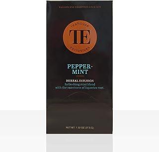 TE Luxury Teahouse Exclusives Peppermint Pfefferminze 6 x 15 Beutel á 2,5g