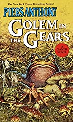 Cover of Golem in the Gears