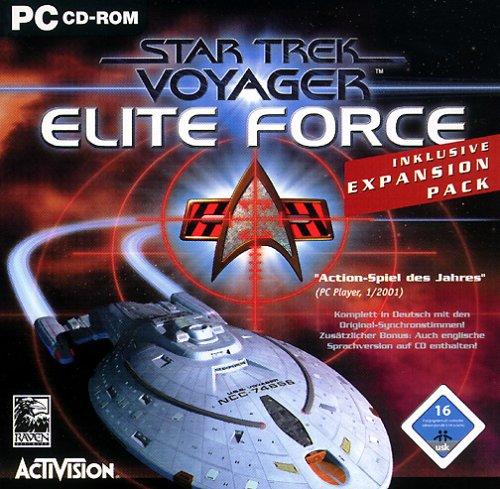 Star Trek Voyager - Elite Force Gold Edition