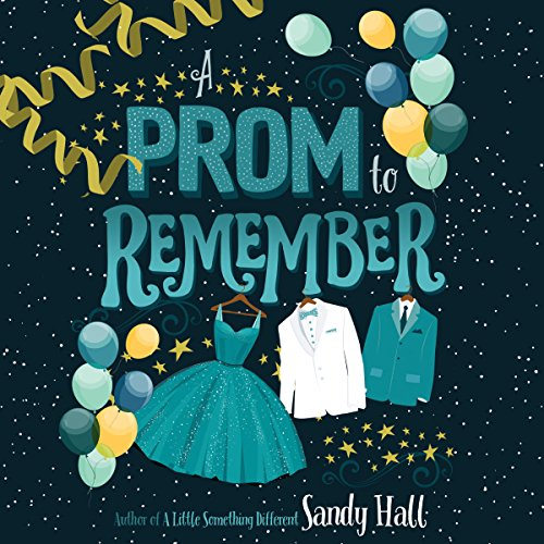 A Prom to Remember audiobook cover art