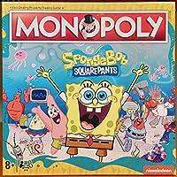 海外限定 スポンジボブ モノポリー ボードゲーム