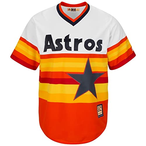 Majestic Houston Astros Cool Base Rainbow Jersey by 3729bce97
