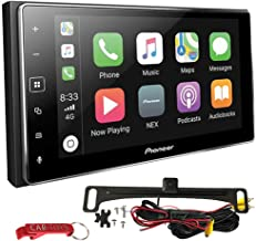 "$399 » Pioneer MVH-1400NEX Apple CarPlay Car Stereo Bundle with Voxx Backup Camera. 6.2"" Double-DIN Bluetooth Multimedia Receiver..."