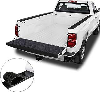 Pickup truck Tailgate Mat,Heavy-Duty Truck Utility Bed Mat,Absorbent/Waterproof – Protects Pickup truck, Premium Shelf Lin...