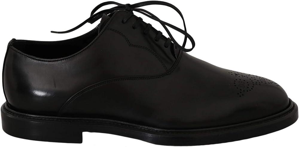 Dolce & gabbana derby scarpe per uomo francesine classiche MV2349-45A