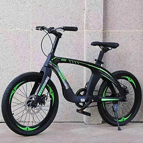 """Cerchi in lega leggera mantengono le ruote della bici forti e durature senza eccessi Fa uso di velocità singole per assicurarsi che il bambino non si senta mai a disagio. Le ruote da 20 """"offrono molta aderenza sulla strada, evitando che il bambino si..."""
