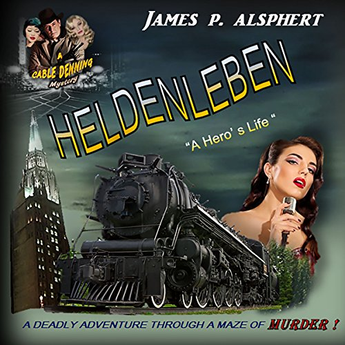 Heldenleben audiobook cover art